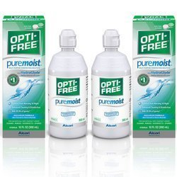 Opti-Free PureMoist 2x 300ml