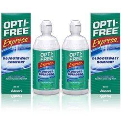 Płyn Opti-Free Express 355 ml (2 opakowania)