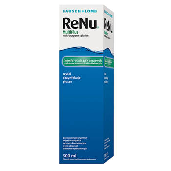 Płyn ReNu MultiPlus 500 ml