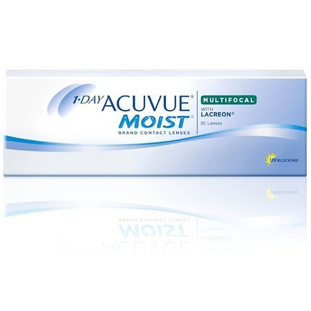 1-Day Acuvue Moist Multifocal 30 szt.