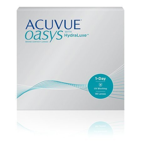 Acuvue 1-Day Oasys with HydraLuxe 90 szt.