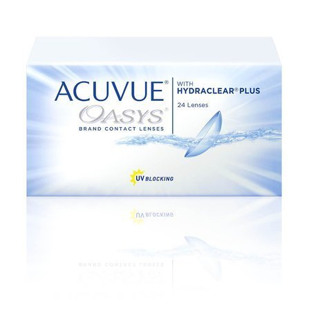 Acuvue Oasys with Hydraclear Plus 24 szt.
