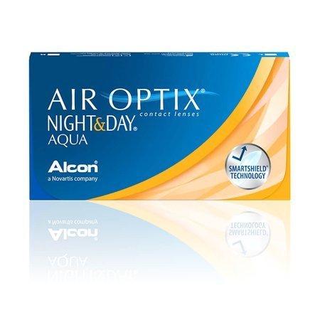 Air Optix Night & Day Aqua 3 szt.
