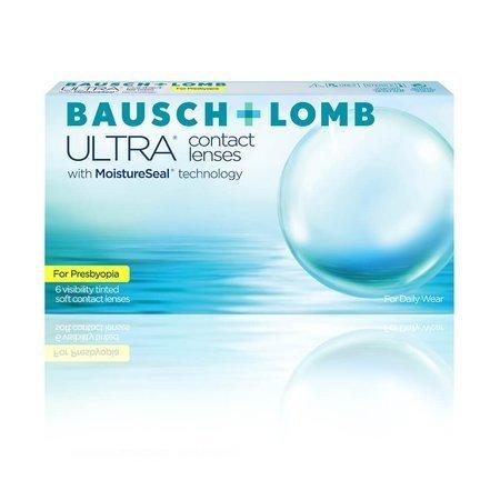 Bausch+Lomb Ultra for Presbyopia 6 szt.