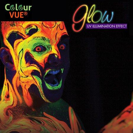 ColourVue Glow UV 2 szt. Zerówki