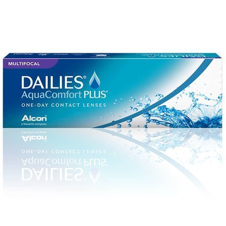 Dailies AquaComfort Plus Multifocal 30 szt.