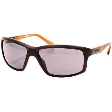 Harley-Davidson okulary przeciwsłoneczne sportowe, w kolorze czarno-pomarańczowym