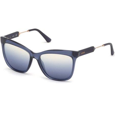 Okulary przeciwsłoneczne Guess GU 7620 92W