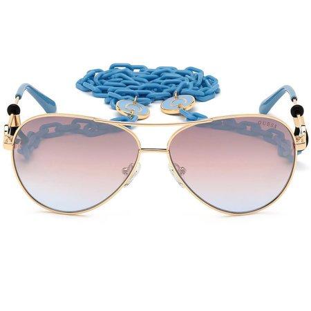 Okulary przeciwsłoneczne Guess GU7641 32W