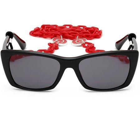 Okulary przeciwsłoneczne Guess GU7652 01A