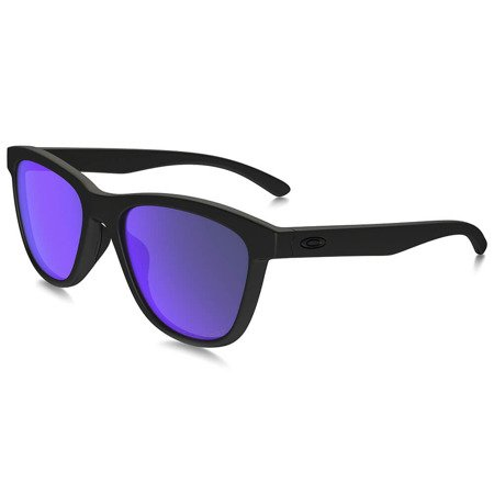 Okulary przeciwsłoneczne Oakley OO9320-09 MOONLIGHTER Matte Black