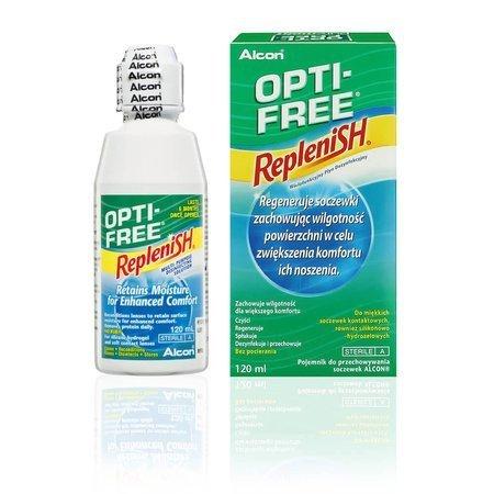 Płyn Opti-Free Replenish 120 ml