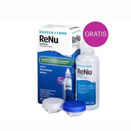 Płyn ReNu MultiPlus 60 ml GRATIS
