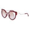 Okulary przeciwsłoneczne Fendi FF 0137/S NT4/1M